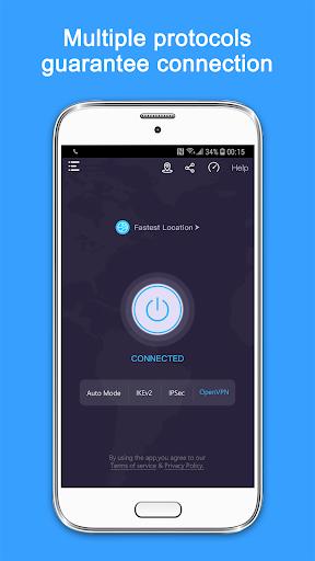 VPN Super - Free VPN Proxy Server & Secure App screenshot 3