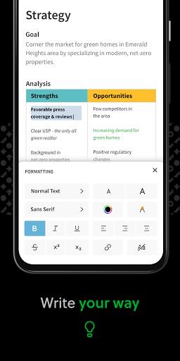 Evernote - Penyelenggara Catatan screenshot 7