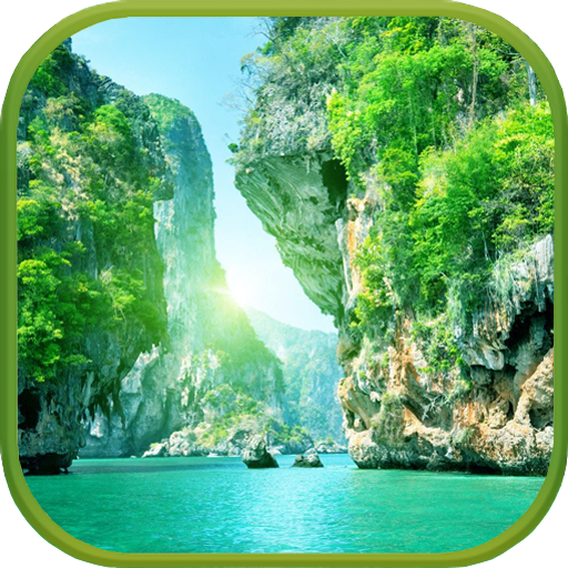 10000 Nature Wallpapers icon