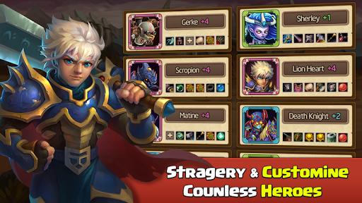 Heroes Legend - Epic Fantasy RPG screenshot 6