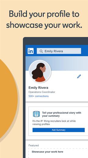 LinkedIn: Jobs, Business News & Social Networking screenshot 5