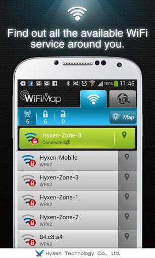 WiFiMap (Free WiFi) screenshot 1