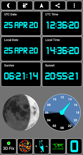 GPS Test screenshot 3