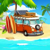 Funky Bay - Farm & Adventure game on 9Apps