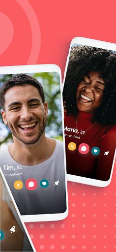 JAUMO – Deine Dating App. Singles, Flirts & Chat screenshot 2