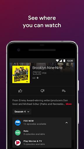 Google Play Movies & TV screenshot 2