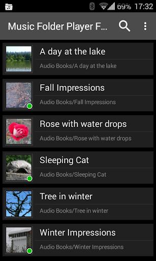 Music Folder Player Free screenshot 5