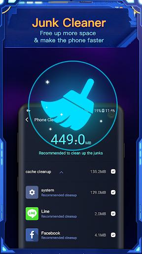 Nox Security - Antivirus Master, Clean Virus, Free screenshot 3