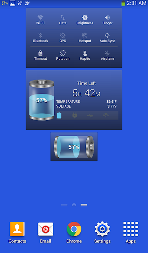 Battery Tools & Widget for Android (Battery Saver) screenshot 8