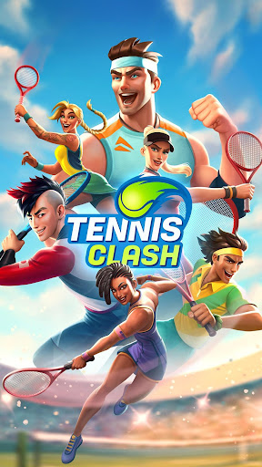 Tennis Clash: Multiplayer Game screenshot 5