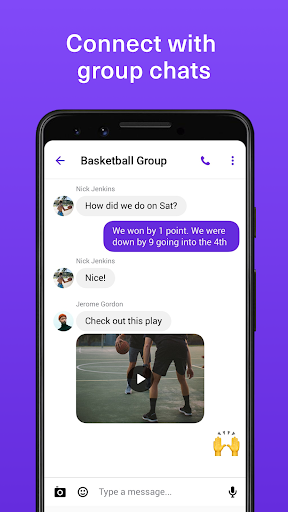 TextNow: Free US Calls & Texts скриншот 5