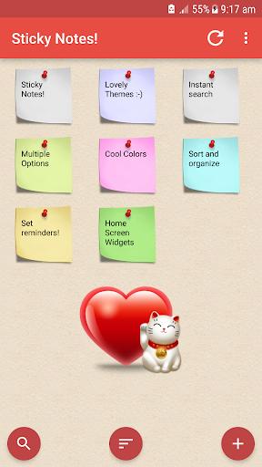 Sticky Notes ! screenshot 2