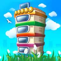 Pocket Tower: Cash Clicker & Adventure Megapolis on 9Apps