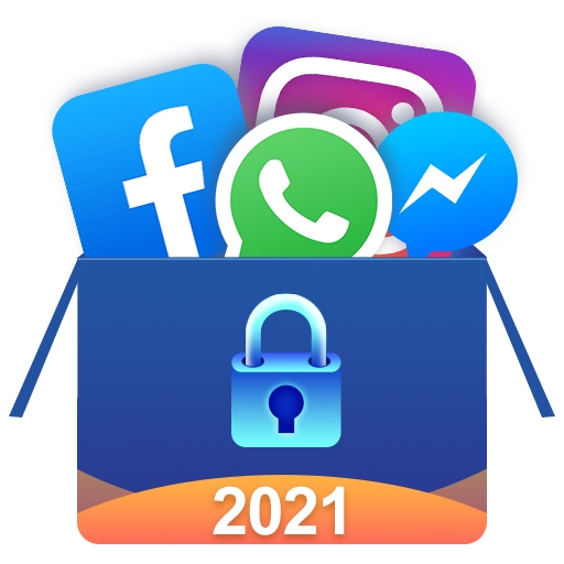 App Lock Master – Lock Apps & PIN & Pattern Lock icon