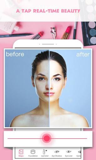 Pretty Makeup - Beauty Photo Editor Selfie Camera screenshot 1
