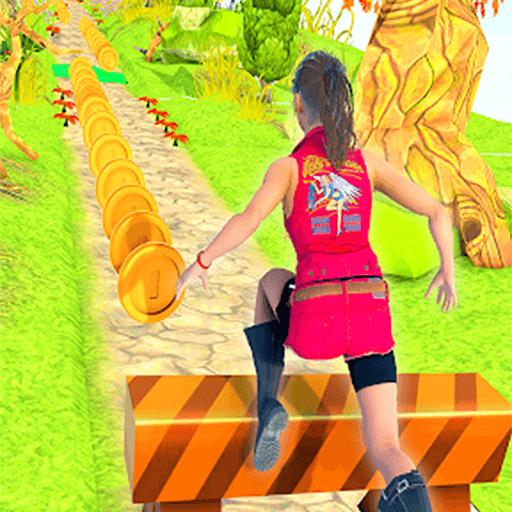 ikon Temple Princess Run 3D
