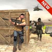 Army Commando Counter Terrorist on 9Apps