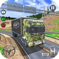askeri kamyon oyunu: ordu araçları oyunu on 9Apps