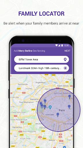 Family Locator - Children location tracker screenshot 5