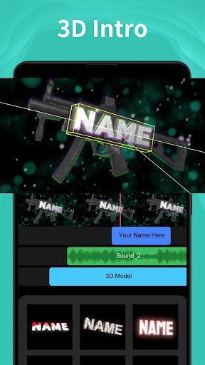 Intro Maker - Game Intro, Outro, Video Templates screenshot 3