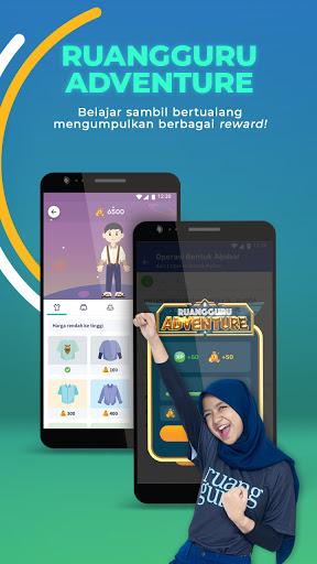 Ruangguru: Belajar & Bimbel Online SD SMP SMA UTBK screenshot 7