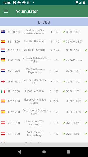 Conseils et prévisions de paris quotidiens screenshot 1
