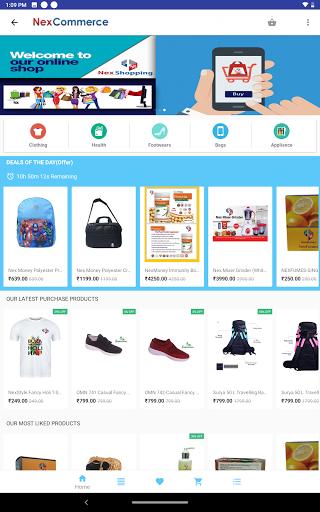 NexMoney App Wallet: Innovative Ways Of Earning... скриншот 21