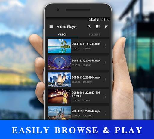 Odtwarzacz wideo HD screenshot 2