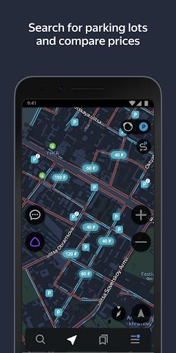 Yandex.Navigator screenshot 6