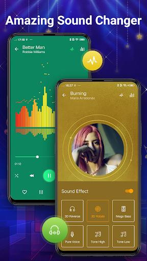 Reproductor de música -  MP3 y ecualizador de 10 screenshot 8