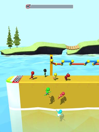 Sea Race 3D - Fun Game Run 3D screenshot 3