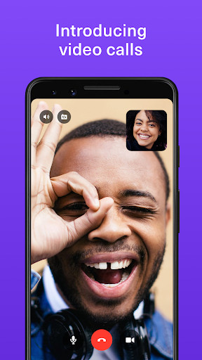 TextNow: Free US Calls & Texts скриншот 1