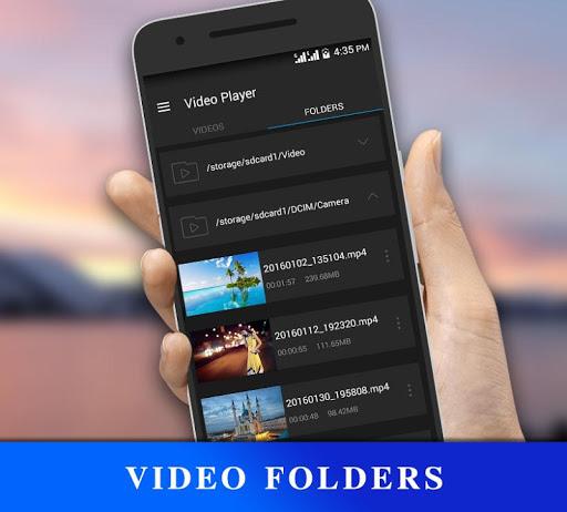 Odtwarzacz wideo HD screenshot 5