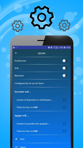 WiFi, 5G, 4G, 3G Speed Test -Speed Check - Cleaner screenshot 6