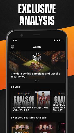 LiveScore: Live Sports Scores screenshot 4