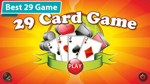 29 Card Game screenshot 1