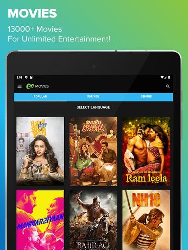 Eros Now - Movies, Originals, Music & TV Shows screenshot 13
