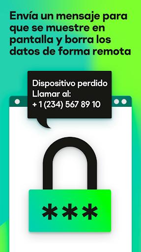 Kaspersky Antivirus Android Gratis - Seguridad screenshot 8