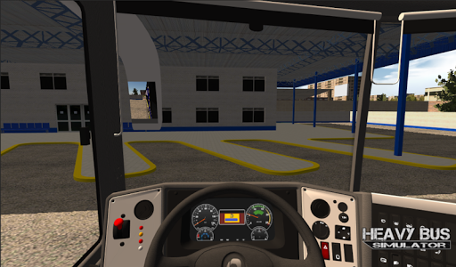 Heavy Bus Simulator screenshot 6