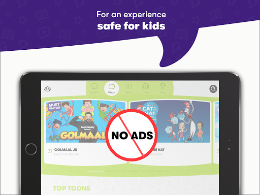 Voot Kids-Cartoons, Books, Quizzes, Puzzles & more screenshot 7
