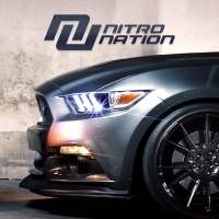 Nitro Nation 드래그 & 드리프트 레이싱 on 9Apps