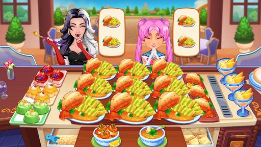 Мастер кулинарии: кулинарная игра Fever Chef скриншот 1