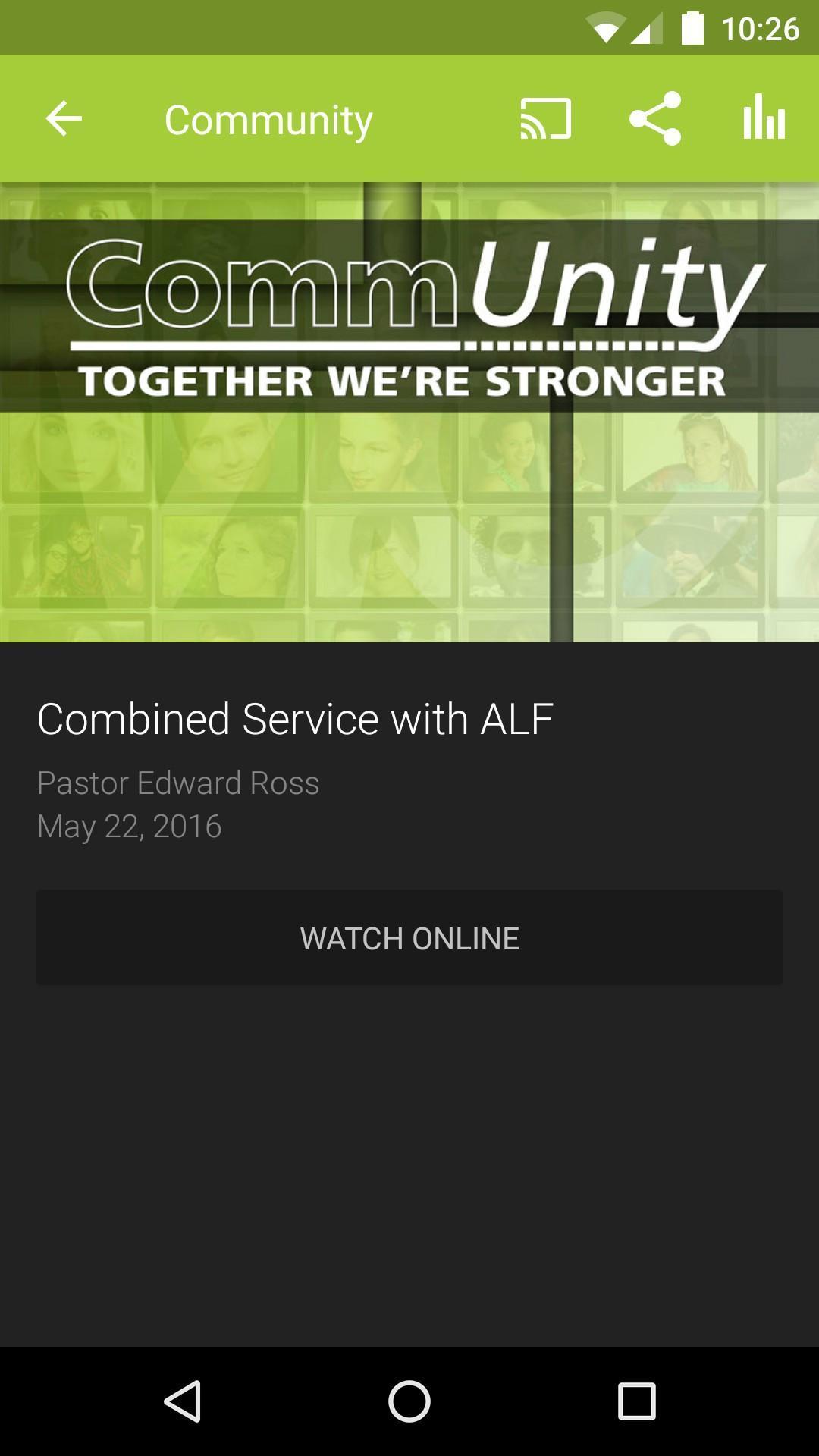 VLC-Waco screenshot 2