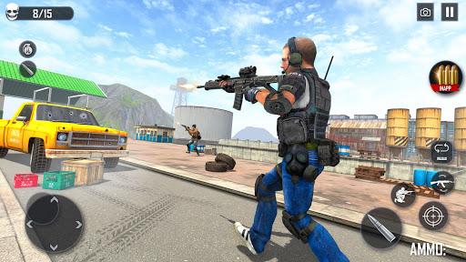 FPS Commando Hunting - Free Shooting Games screenshot 1