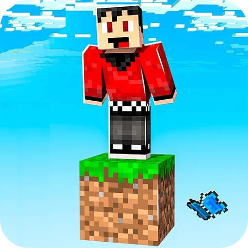 ONE BLOCK CHALLENGE FOR MCPE