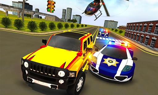 Police Chase Prado Escape Plan screenshot 5