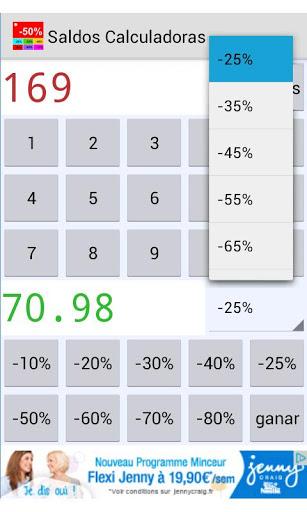Ventas calculadoras screenshot 4