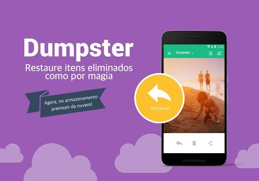 Lixeira Dumpster screenshot 11
