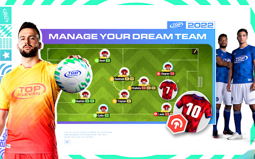 Top Eleven Be a Soccer Manager screenshot 10