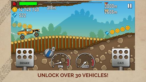 Hill Climb Racing स्क्रीनशॉट 2